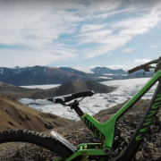 Mountain Biking in the North Pole