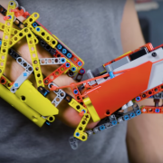 Teenager Builds His Own Prosthetic Arm With Legos